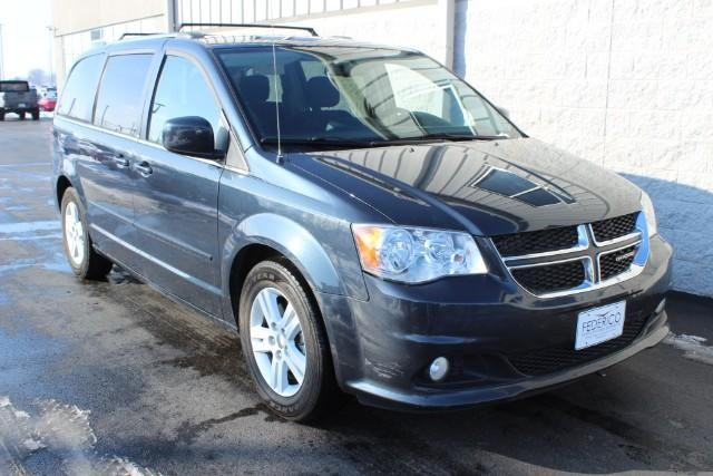 Pre-Owned 2013 Dodge Grand Caravan Crew