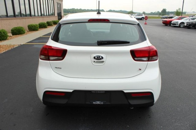 New 2020 Kia Rio 5-Door S