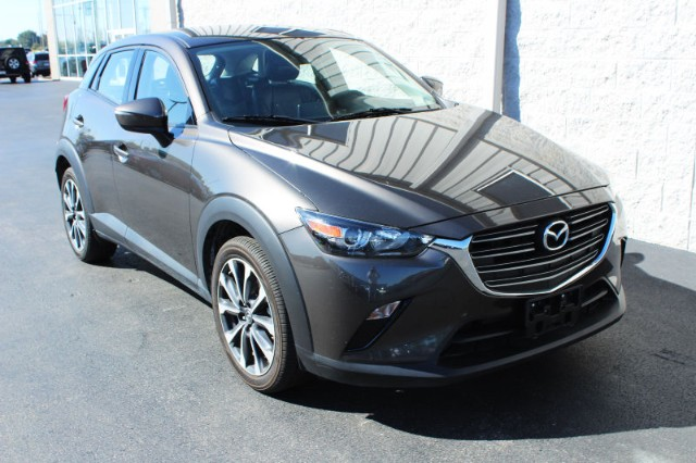 Pre-Owned 2019 Mazda CX-3 Touring AWD