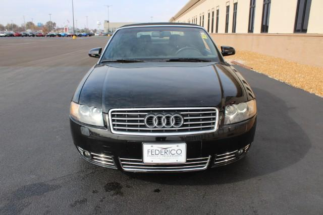 Pre-Owned 2006 Audi A4 1.8T Cabriolet