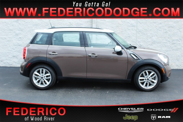 Pre-Owned 2013 MINI Cooper S Countryman Base