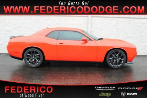 Pre-Owned 2019 Dodge Challenger GT