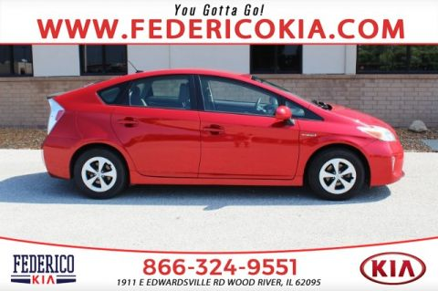 Pre-Owned 2013 Toyota Prius